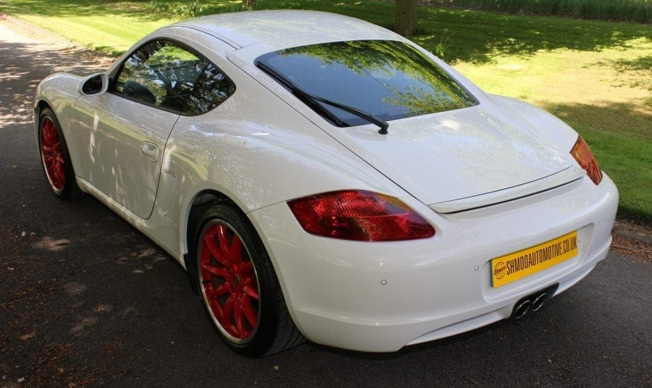 Porsche Cayman S - Shmoo Automotive Ltd