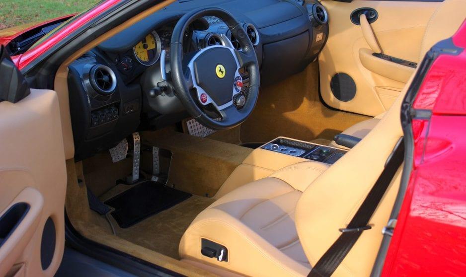 Ferrari F430 F1 Spider LHD - shmoo automotive ltd