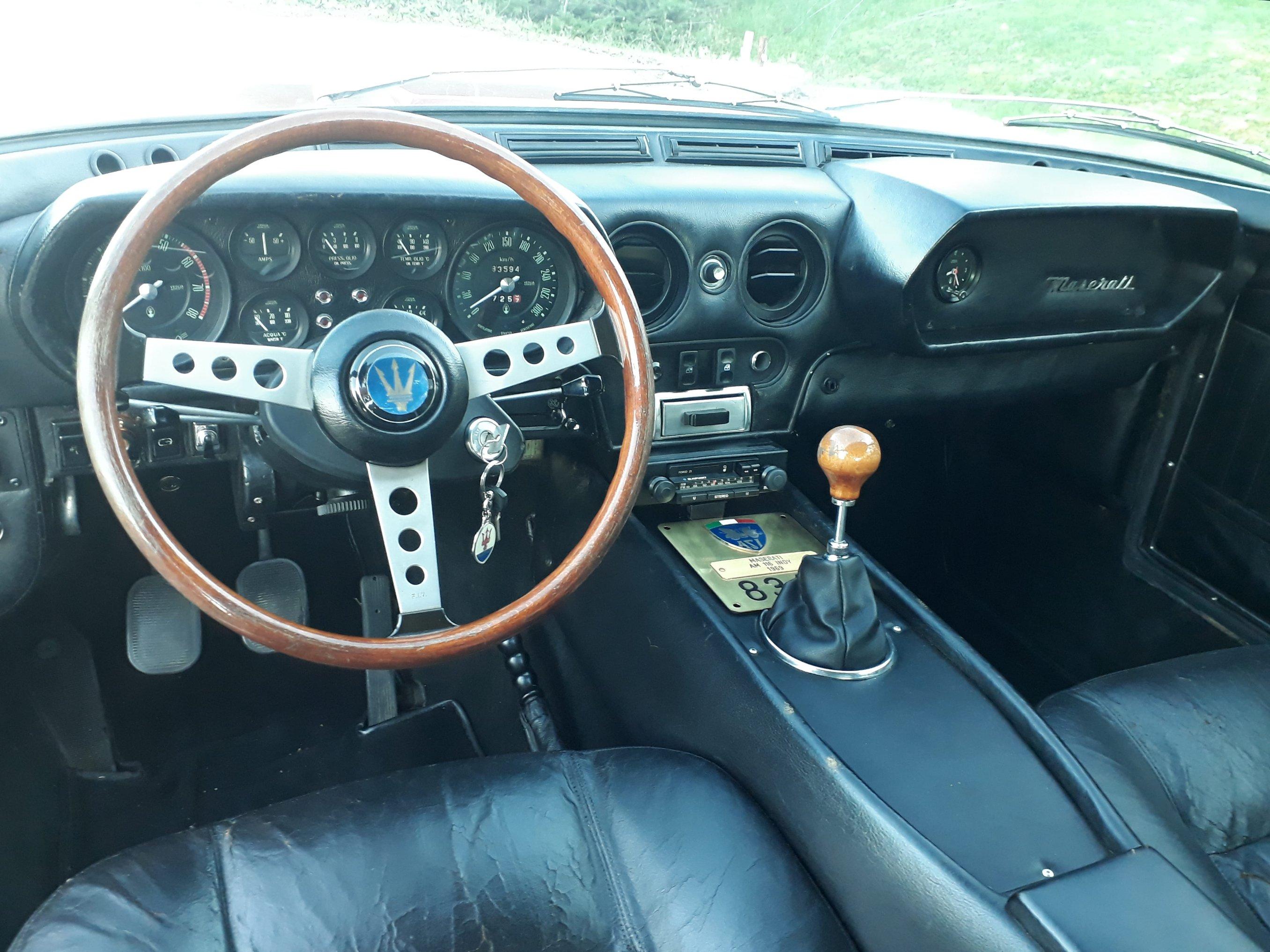 Maserati Indy 4200cc - Manual - Shmoo Automotive - TVR Sports Cars