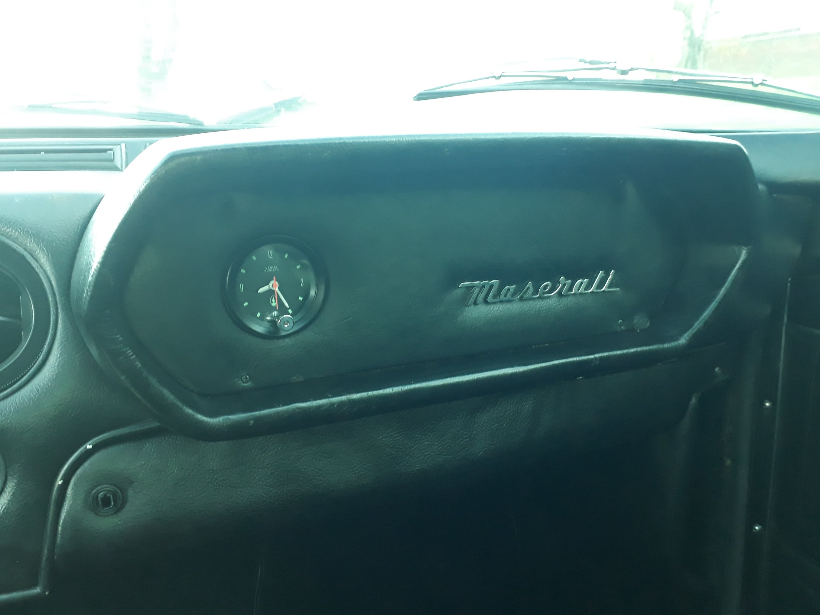 Maserati Indy 4200cc - Manual - Shmoo Automotive - TVR