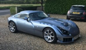 TVR Sagaris - Shmoo Automotive Ltd