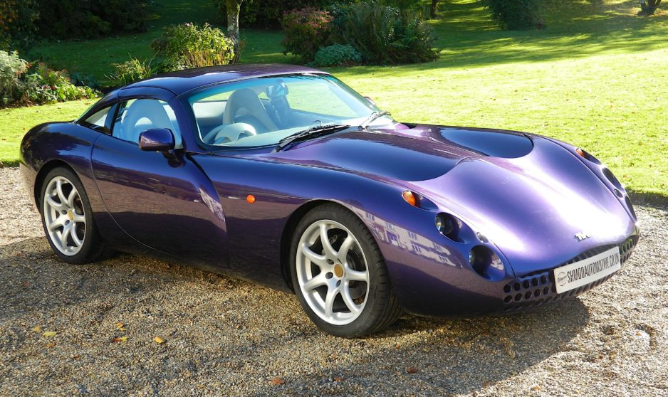 TVR Tuscan MK1 - Shmoo Automotive Ltd