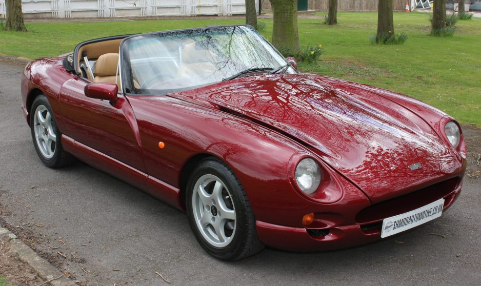 TVR Chimaera 400 PAS - The best - For Sale - Red - www.shmooautomotive.co.uk