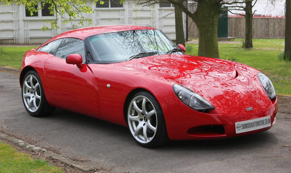 2005 - TVR T350C - Red - For Sale - Shmoo Automotive Ltd