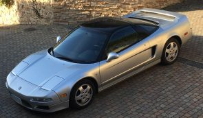 Honda NSX - Targa Manual LHD - FOR SALE - Shmoo Automotive Ltd