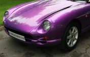 TVR Chimaera 500 - FOR SALE - shmoo automotive ltd
