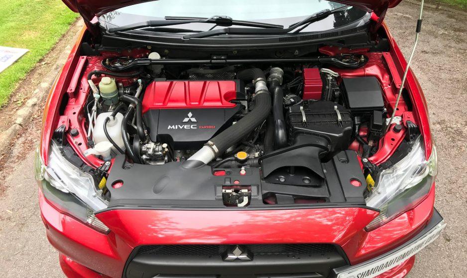 Mitsubishi Evolution X GS FQ300 reg 2008 standard spec no mods. FOR SALE - Shmoo Automotive