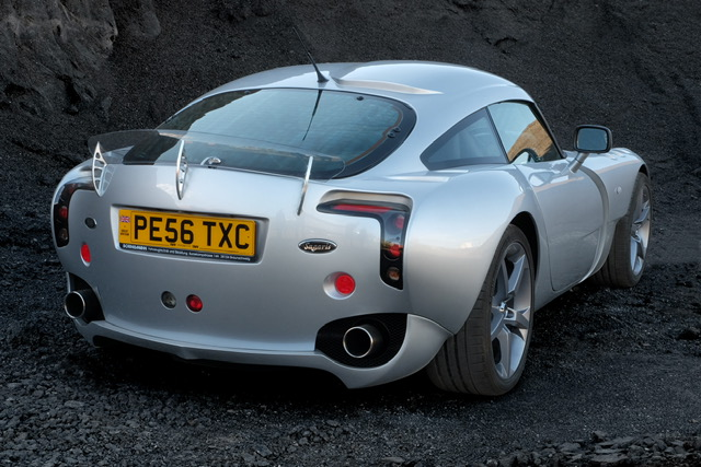 TVR Sagaris 2 - The first one built of this rare car.... For Sale - www.shmooautomotive.co.uk
