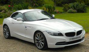 BMW Z4 Cab - 3.0i - Normally Aspirated - Manual - iDrive - FOR SALE - Shmoo Automotive Ltd