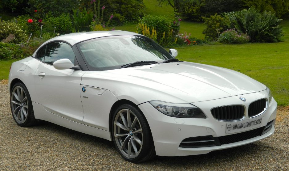 BMW Z4 Cab - 3.0i - Normally Aspirated - Manual - iDrive - FOR SALE - Shmoo Automotive Ltd