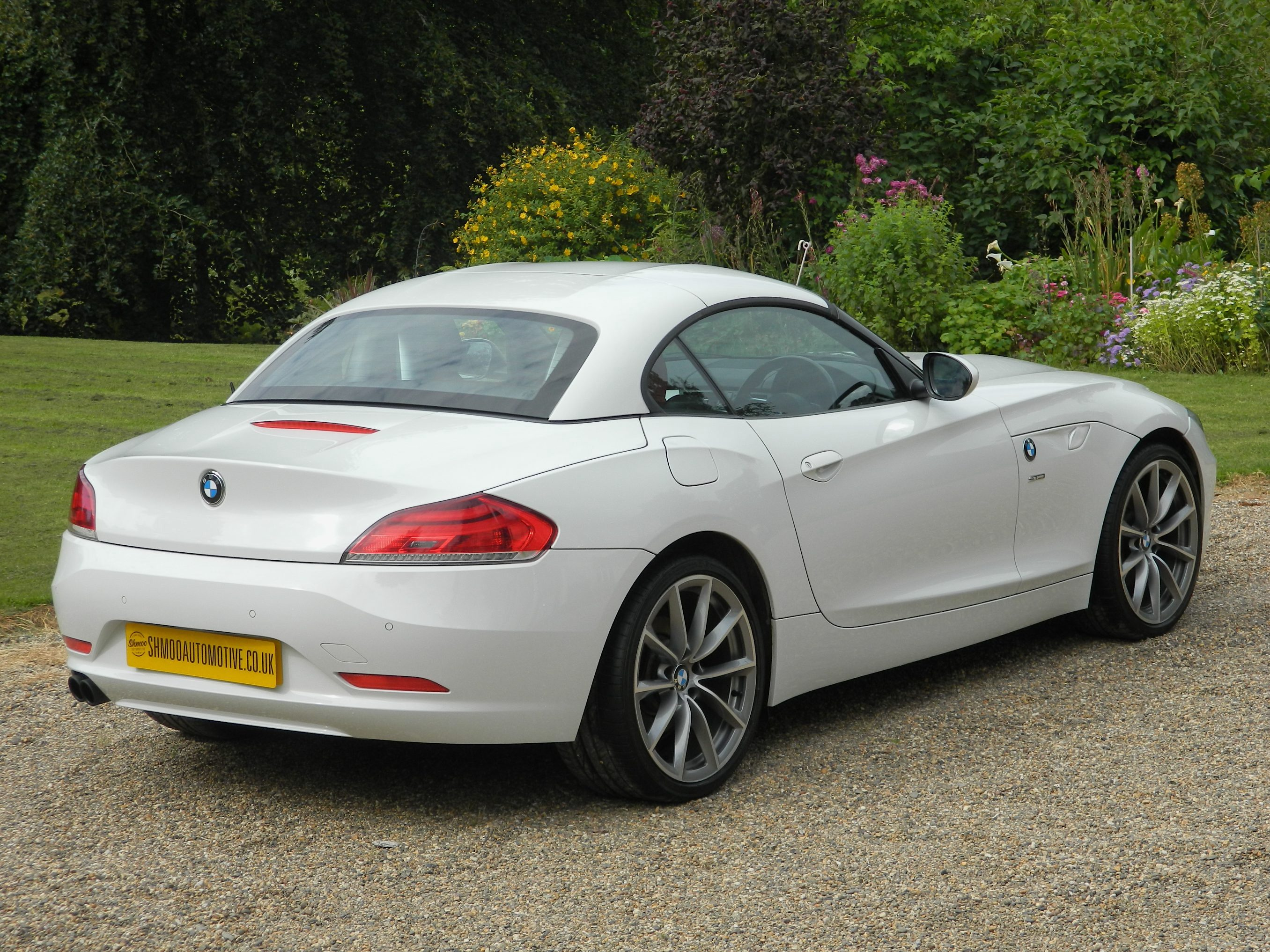 Bmw Z4 Cab 3 0i Normally Aspirated Manual Idrive