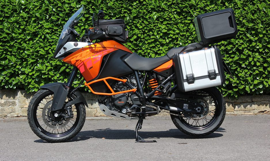 KTM 1190 Adventure FOR SALE - shmoo automotive ltd