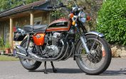 Honda CB750 K4 FOR SALE - Shmoo Automotive Ltd