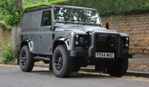 Land Rover Defender 90 - For Sale - Shmoo Automotive Ltd