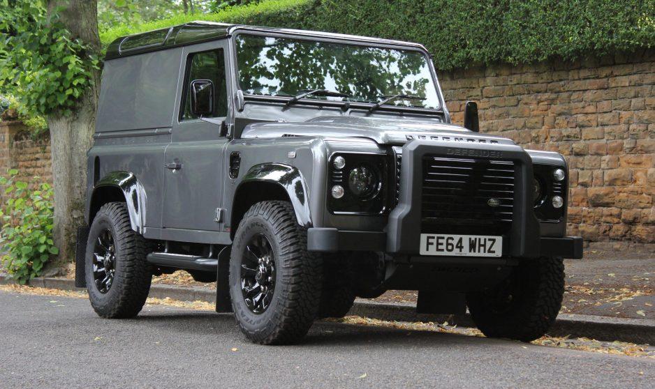 Land Rover Defender 90 - For Sale - Shmoo Automotive Ltd