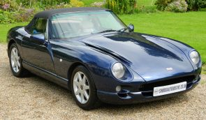 TVR Chimaera 4.0 V8 - www.shmooautomotive.co.uk