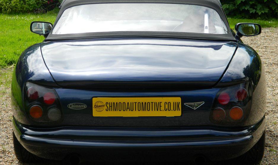 TVR Chimaera 4.0 V8 - www.shmooautomotive.co.uk