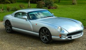 TVR Cerbera 4.0 Speed Six - Shmoo Automotive Ltd