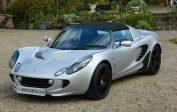 Lotus Elise 111S - Shmoo Automotive Ltd