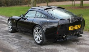 TVR T350T Targa - www.shmooautomotive.co.uk