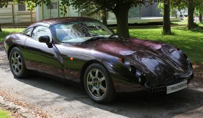 TVR Tuscan MK1 VERY EARLY PRODUCTION