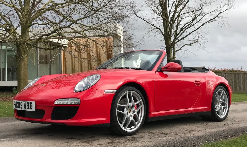 Porsche 997 C4S Cabriolet - PDK - www.shmooautomotive.co.uk