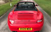 Porsche 997 C4S Cabriolet - PDK - www.shmooautomotive.co.uk