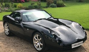 TVR Tuscan MK1 S 4500cc www.shmooautomotive.co.uk
