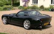 TVR Tuscan MK1 S 4500cc www.shmooautomotive.co.uk