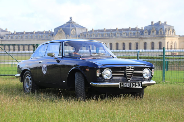 Alfa Romeo Giulia Sprint GT 1600cc Step-Nose Series 105 1967 - www.shmooautomotive.co.uk