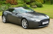 Aston Martin V8 Vantage - Shmoo Automotive Ltd