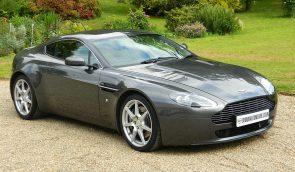 Aston Martin V8 Vantage - Shmoo Automotive Ltd