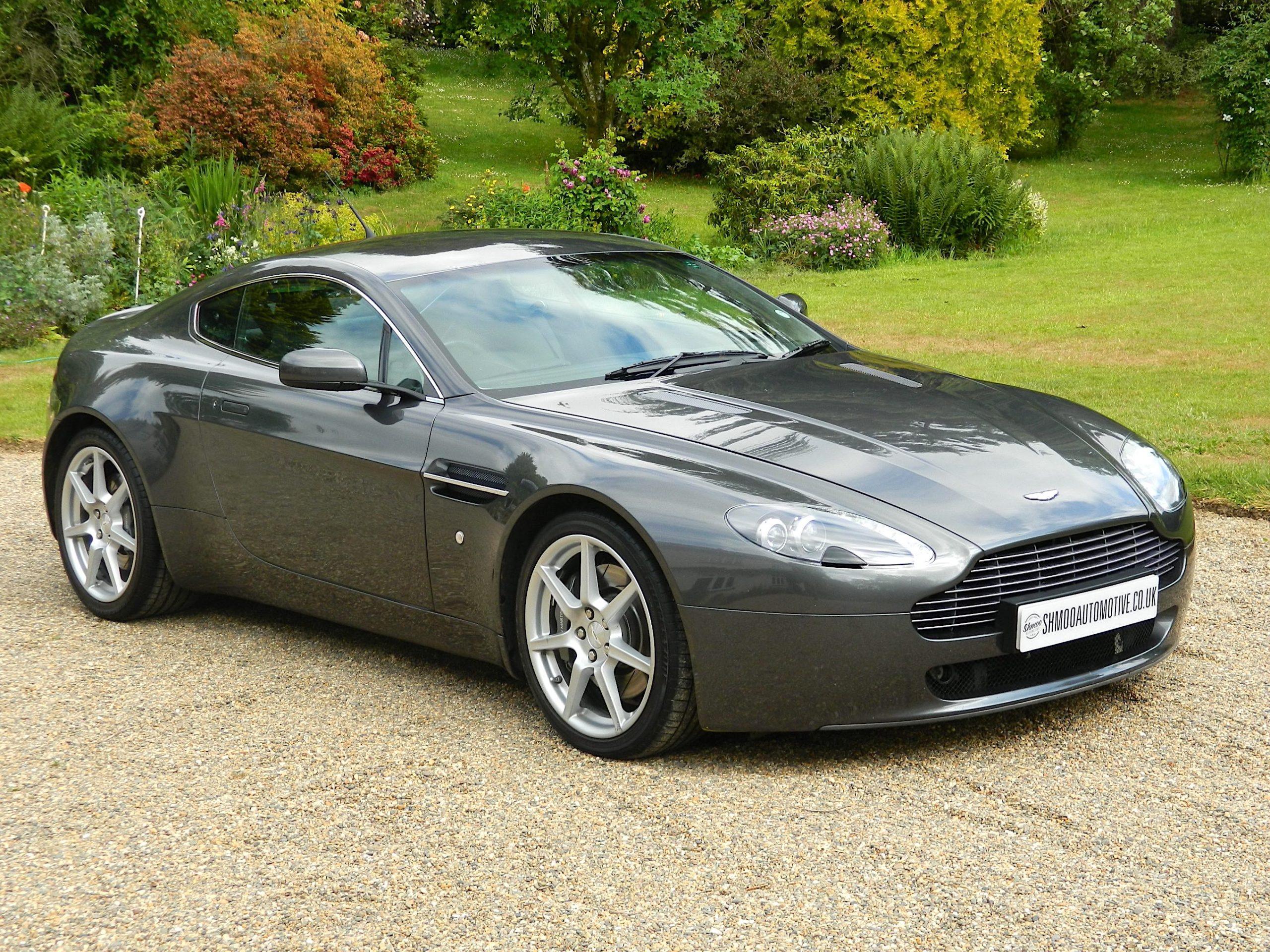 Aston Martin V8 Vantage 4 3 Coupe Manual Shmoo Automotive Tvr Sports Cars Sales Shmoo Automotive Tvr Sports Cars Sales