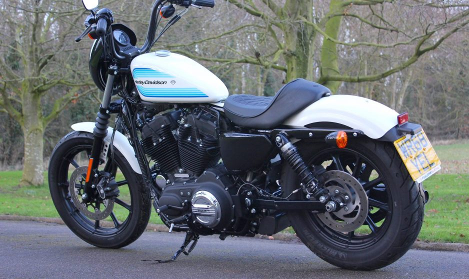 Harley-Davidson 1200 XL Iron - FOR SALE - Shmoo Automotive Ltd