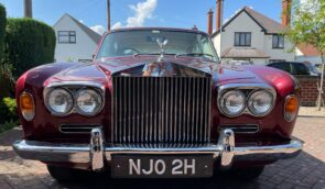 Rolls Royce Shadow 1 - 1970 - shmoo automotive ltd